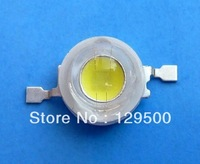 30pcs/lot High Power Epistar Chip 3W LED Bulb Diodes Lamp Beads 180lm-200lm.For 3W 6W 9W 12W LED Spot Light