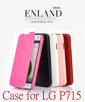Original Genuine Brand Kalaideng ENLAND Series Luxury Leather Flip Case Cover For LG Optimus L7 II Dual P715