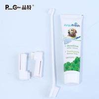 Pet toothbrush dog toothbrush pet aroma mint toothbrush head