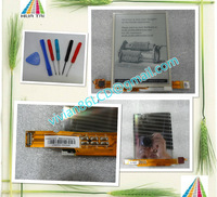 Ebook LCD  ED060SCC E-ink Screen with Touch panel Touch screen Display For Ebook free HK POST