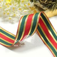 Wholesale 38mm ribbon  polyester ribbon christmas decoration ribbon 10 yards/lot