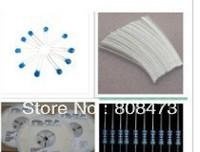Precision metal film resistors 9.1K 9.1K ohm 1%