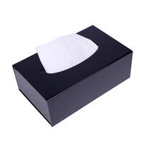 Acrylic home car paper pumping box rectangular tissue box