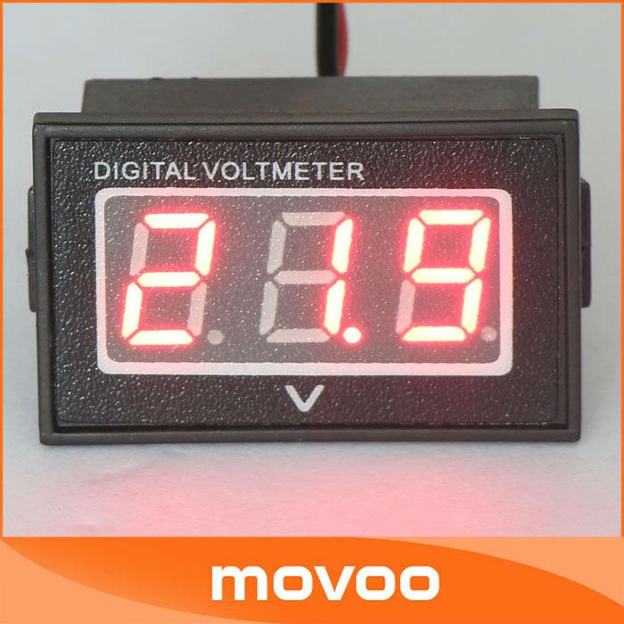 Вольтметр Volts Measure 0.56 DC 15/120v 24V 36V 48V 60V 72V 96V Digital Voltmeter ac contactor lc1f115d7 lc1 f115d7 42v lc1f115e7 lc1 f115e7 48v lc1f115f7 lc1 f115f7 110v lc1f115g7 lc1 f115g7 120v