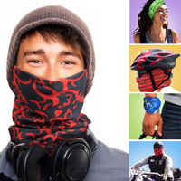 Bicycle bandanas mountain bike bandanas outside sport ride bandanas windproof sunscreen magic bandanas face mask