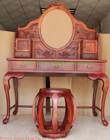 Chinese classical mahogany furniture rosewood furniture Bedroom furniture Dresser Chinese style  Tradition   Classical  Retro