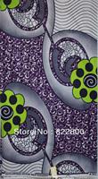 Free shipping by DHL!African Super wax printed fabric,super  wax,dutch real wax,ankara wax,6 yards party cotton,S630