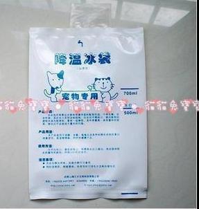 Pet cooler bag 700ml thickening type ! onrabbit totoro guinea-pig supplies