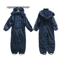 E outdoor large children one piece ski suit jumpsuit trench charge outdoor one piece 116-140cm