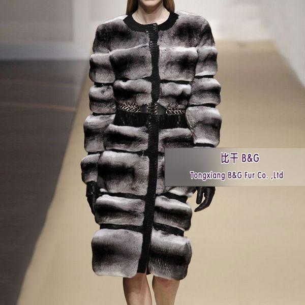 Designer Fur Coat - Tradingbasis