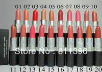 20 pcs/lot New lustre lipstick rouge a levres 3g makeup lipstick! Will English name!!