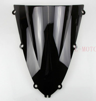 FREE SHIPPING Black Windscreen Windshield For Yamaha 98 99 YZF R1 1998 1999