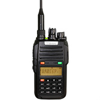 Dual band walkie talkie: TGK-9A  two way radio communication equipment