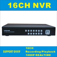 Support ONVIF protocol,16CH 1080P recording and playback H.264 NVR,support 2*3000G HDD,all kinds of mobile ,IN9416C