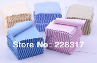 Whole sale 8*8cm cotton cleaning cloth for silver jewelry cotton cleaning cloth