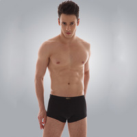 2013 New Arrival Men's Cotton Solid Underwear Soft & Comfortable Underwear 4 Pieces a Lot  Free Shipping NNP043