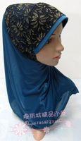 Small  screen-flower horse Convenient muslim bandanas hijab hats