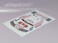 Stm-racing HONDA HSV DECAL SHEET  PC201018B-2  1:10 eletronic touring car