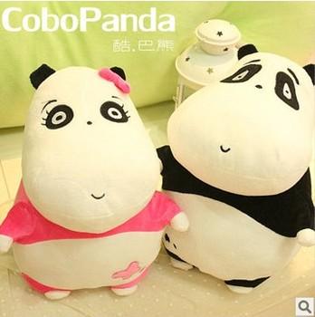 The giant panda plush toy doll pillow panda dolls birthday gift of bear 18-45CM+free shipping