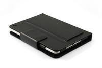 Free shipping Wireless Bluetooth with Auto Sleep Case Cover silica gel Keyboard for iPad Mini K76mini