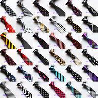 LOT of 100 pcs necktie 5cm width ties wholesale