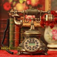 Vintage telephone princess married antique telephone decoration 324b