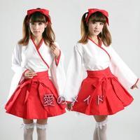 Halloween Kimono cos women's cosplay campanulaceae cos clothes