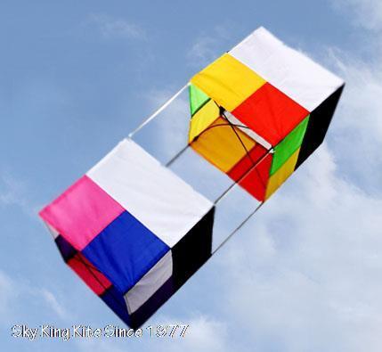 Skyking Box 3d Kite