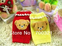 2013 Winter Apple Bear Dog Warm Sweater