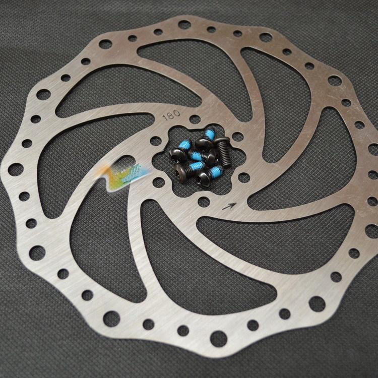Велосипедные тормоза RADIUS 7/+ 6pcs , 180 ,