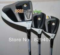 2013Hot NewTm R-Bz 1.3.5 Mens Golf Woods set 50graphite shaft R/S Plus golf clubs HeadCover Free Shipping