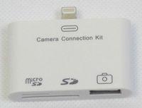 3 port card reader, camera connection kit, 8pin adapter for IPAD 4 IPAD MINI
