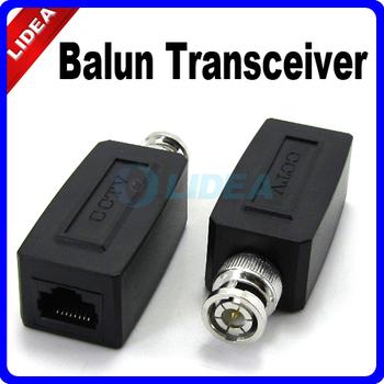 UTP Network Video Balun CAT5 to Camera CCTV BNC DVR CN B-03