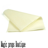 Flash paper (50*20cm)-Wholesale-Free shipping  Magic props boutique