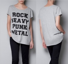 wholesale t shirt grey
