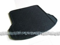 Trunk mat skoda octavia trunk mat luxury velvet