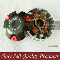 KOSO GY6 50cc Dio 50cc High Performance Racing Variator Kit with Roller Weights for Chinese 139QMB 139QMA Scooter Moped engine