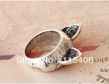 Brand New Lovely Style Retro Cute Cat Ears Ring Fashion Jewelry,finger ring