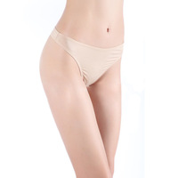 Free shipping Comfortable 1 women's thong sexy female temptation plus size low-waist t sports panties Large 2 1