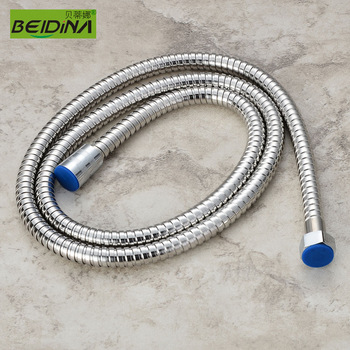 Betty stainless steel shower plumbing hose 1.5 meters shower plumbing hose plumbing hose nozzle high voltage explosion-proof