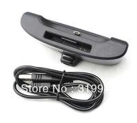 High Quality 2 in 1 Charger Hotsync Dock Cradle For Samsung Galaxy Grand DUOS i9082 Free Shipping UPS EMS DHL HKPAM
