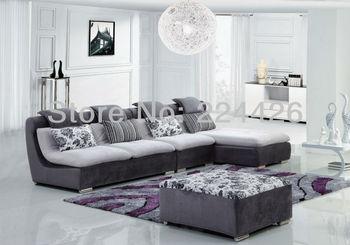 Wholesales Fabric Sofa modern sectional sofa european style furniture living room sofas