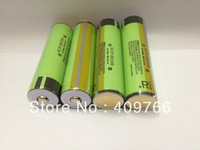10PCS/LOT Original 18650 NCR18650B 3.6V 3400mAh Rechargeable Li-ion Protected Batteries with PCB For Panasonic Free Shipping