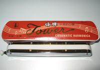 For dec  k 24 silver harmonica