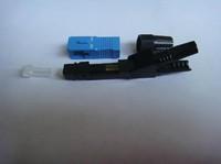 Specials SC quick connectors (straight-through) FTTH  Fiber optic splice SC quick connectors 100pcs