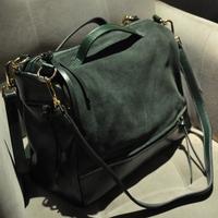 Free Shippig  2014 Spring and Winter fashion Handbags  Locomotive Shoulder Bag
