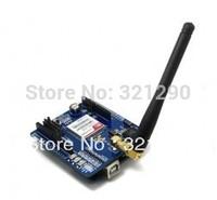 2014 Factory wholesaler SIM900 GSM GPRS shield for IComSat v1.1 GSM GPRS shield FREE SHIPPING