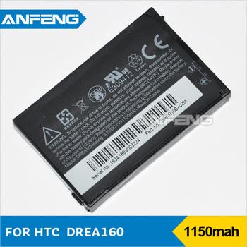 Replacement battery DREA160 for HTC G1A Google T-mobile Dream mobilephone Batterie Batterij Bateria AKKU Accumulator PIL