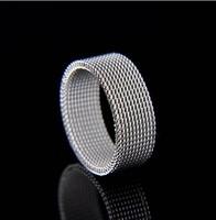 Free Shipping Men fashion  rings supply Men's titanium steel rings jewelry boys