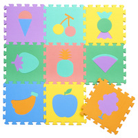 Baby crawling mat baby puzzle child mats carpet puzzle crawling mat eco-friendly eva foam thickening